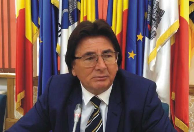 Primarul Timişoarei, Nicolae Robu / facebook