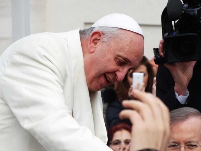 Papa Francisc, semnal de alarmă. Apel pentru întreaga lume
