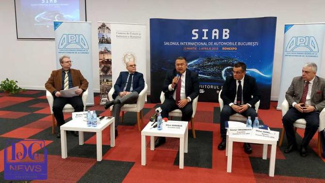preşedintele Camerei de Comerţ şi Industrie din România, Mihai Daraban