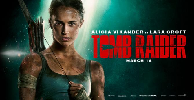 foto: facebook / TOMB RAIDER - Official Trailer