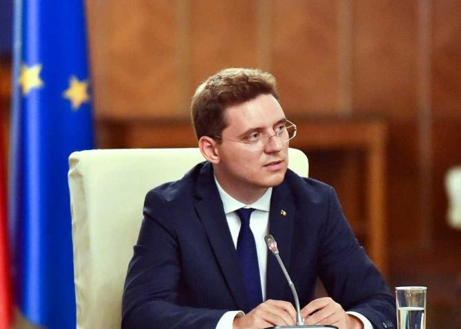 Victor Negrescu. foto: MAE