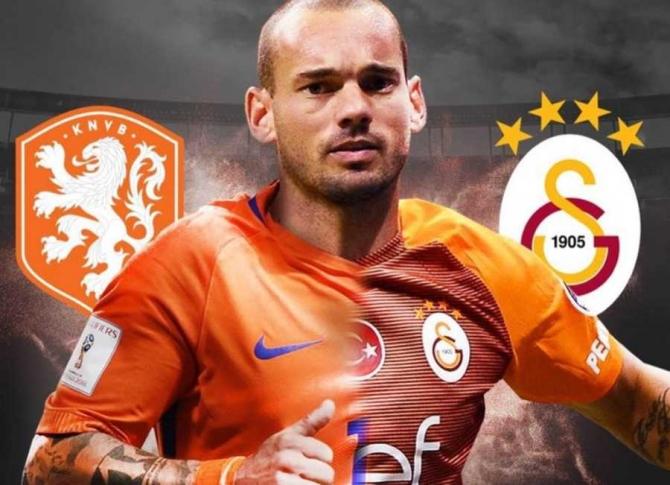 foto: Wesley Sneijder / facebook