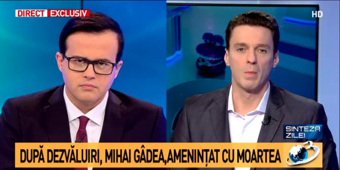Mihai Gâdea - Mircea Badea