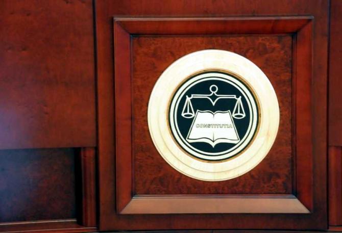 CCR a admis sesizarea lui Iohannis