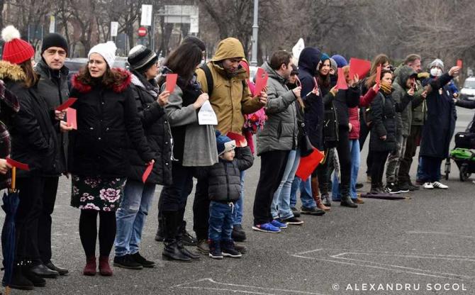 Foto: Alexandru Socol / Corupția ucide