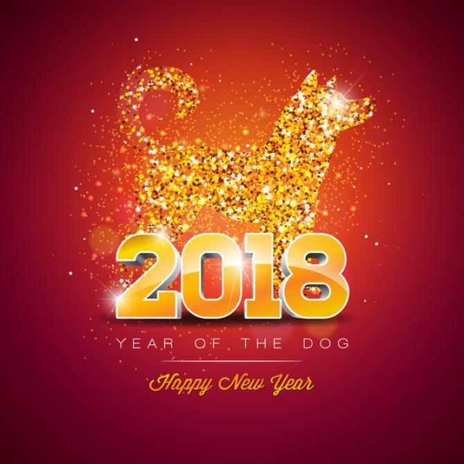 Anul Câinelui de Pământ, 2018