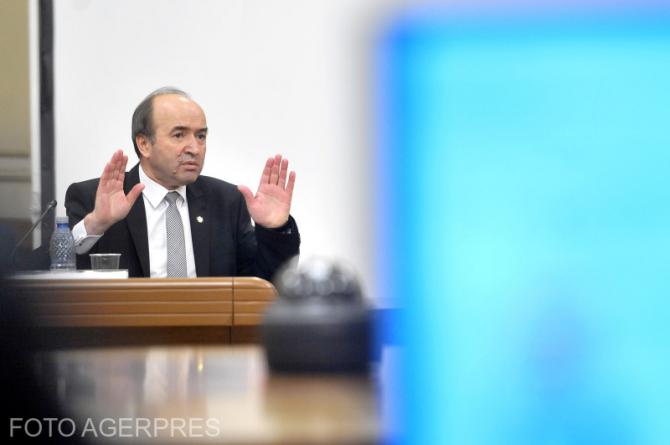 Tudorel Toader, declarații după refuzul de-al primi pe preşedintele FSANP