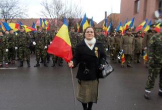 Preşedinta Asociaţiei ASTRA - Despărţământul Covasna-Harghita, Maria Creţu-Graur