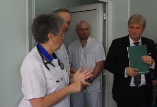 Daniel Tudorache, spital nou în Bucureşti. Veste uriașă - video