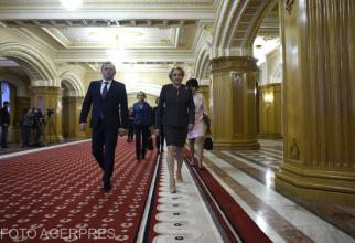 Viorica Dăncilă pleacă din România