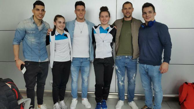 Foto: Federația Română de Gimnastică (Facebook)