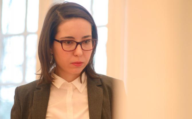 Ana Ciceală, foto Epoch Times