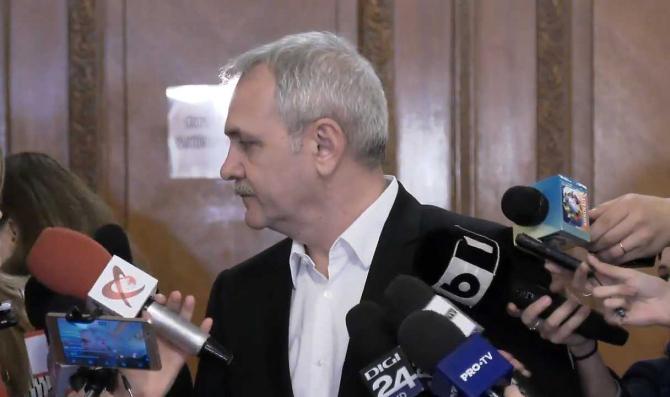 Liviu Dragnea, declarațiile momentului: Tentativă de lovitură de stat!