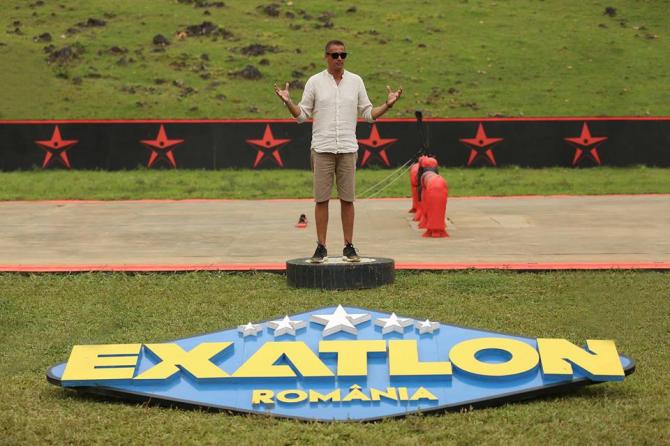 FOTO Facebook / EXATLON ROMÂNIA