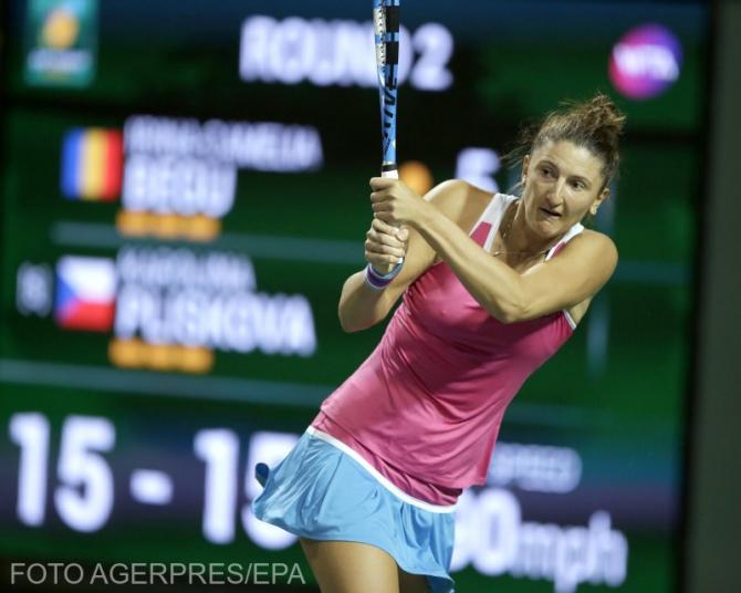 Irina Begu, Roland Garros. Performanță cu Wang