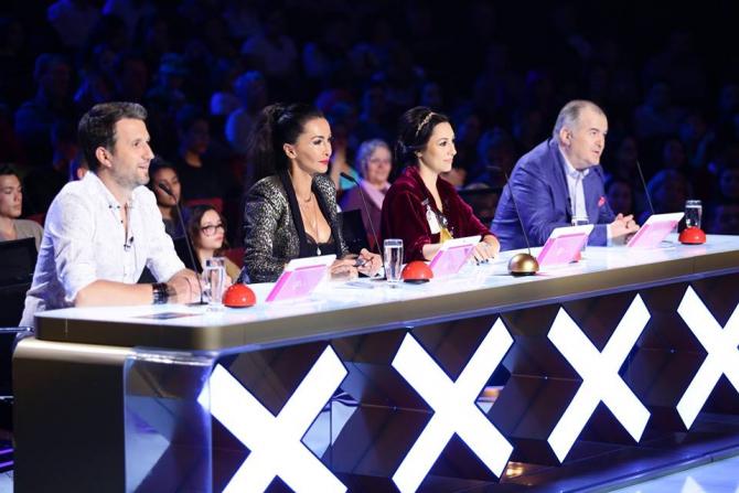 Românii au talent, 18 mai. Vot final - semifinalişti
