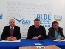 Ioan Lazăr, ALDE