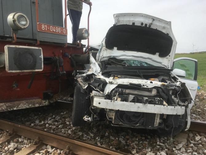 Accident - tren