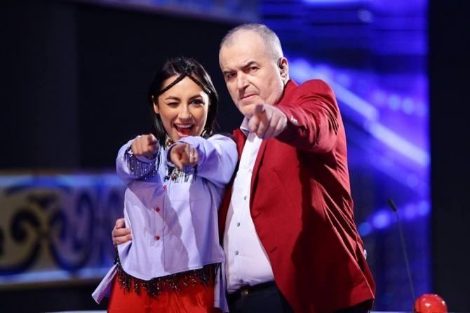 """Cesima Nechifor, Românii au talent 2018. """"A fost adevăr la tine"""""""