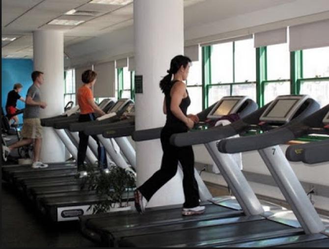Bandă fitness alergare