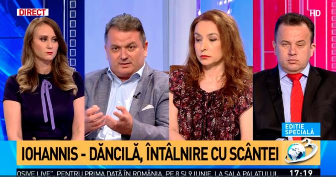 Virgil Guran, Antena 3