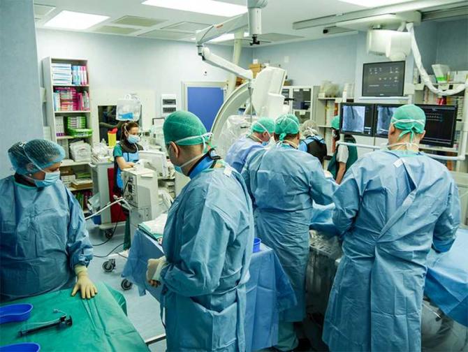 Operație transplant