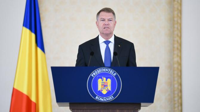 Legi Justiție - Klaus Iohannis