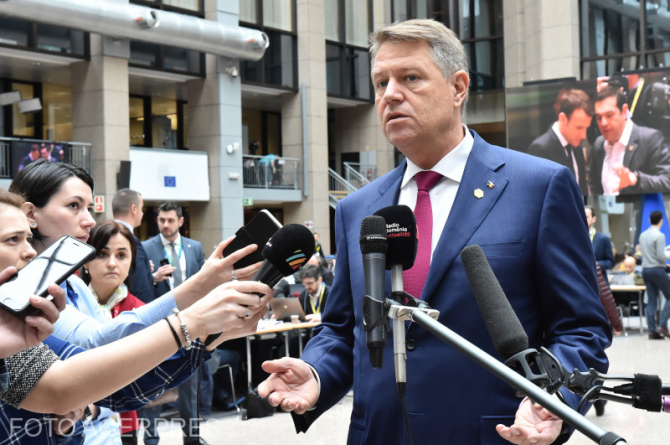 Paul Stănescu spune că Iohannis este dezinformat
