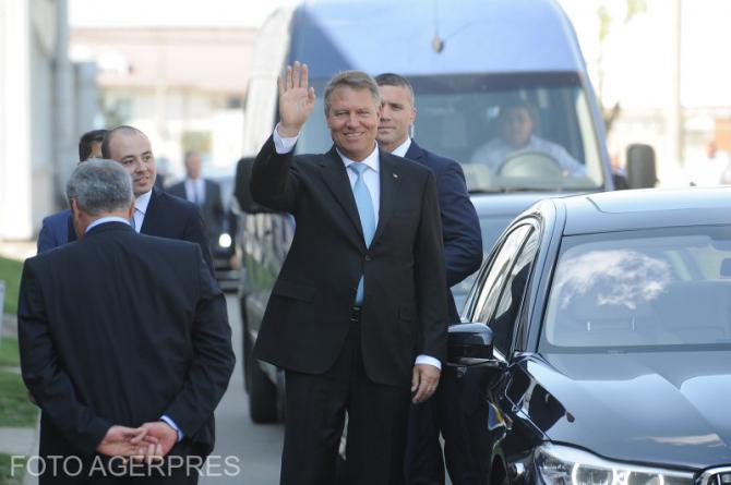 Klaus Iohannis, solicitarea adresată Comisiei de la Veneția