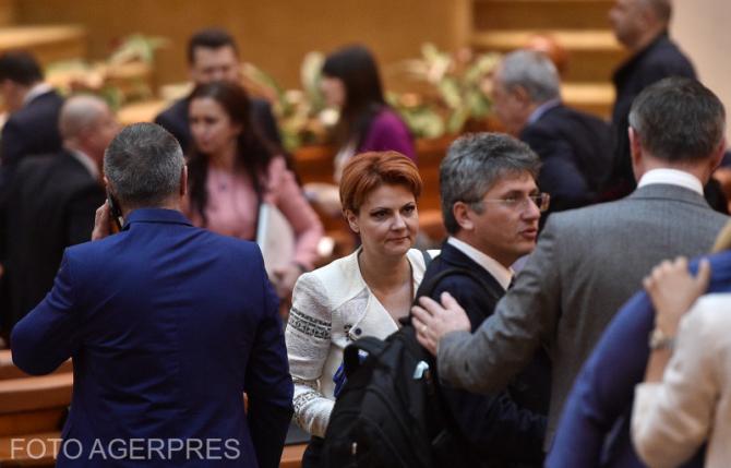 Lia Olguța Vasilescu, proces Dragnea: Sper ca instanța să vadă