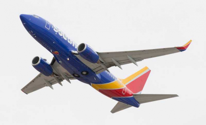 foto: Southwest Airlines / @SouthwestAir / Twitter