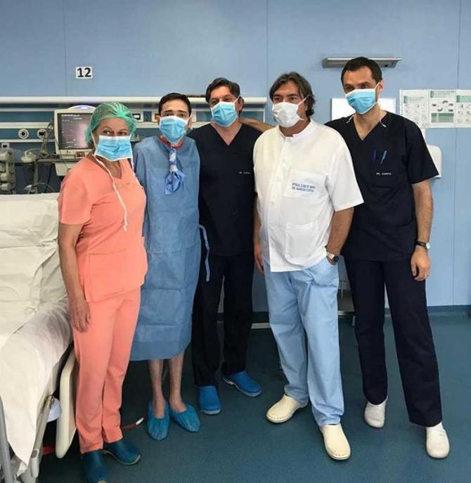 foto: Administrația Spitalelor și Serviciilor Medicale București / facebook
