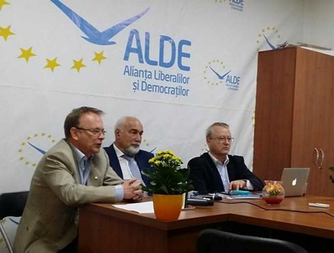 Varujan Vosganian, ALDE