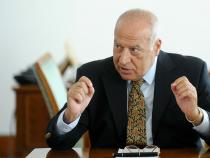 Ciutacu - Băsescu, scandal. Dan Voiculescu, INTERVENȚIE EXPLOZIVĂ