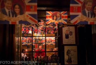 Prințul Harry - Meghan Markle FOTO AGERPRES/AP