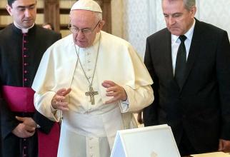 Papa Francisc, Sfântul Scaun, mesaj