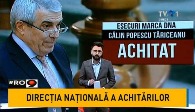 Ionut Cristache, Romania9, TVR 1