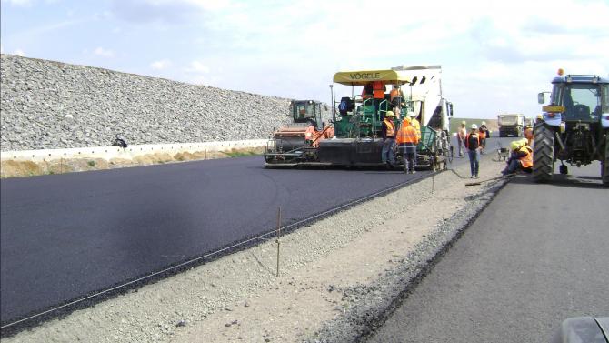 6,6 miliarde de euro pentru infrastructură