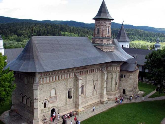 Înălţarea Domnului, hramul Mănăstirii Neamţ