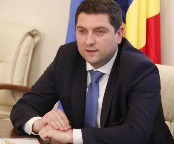 Bogdan Cojocaru, ministrul Comunicaţiilor şi Societăţii Informaţionale