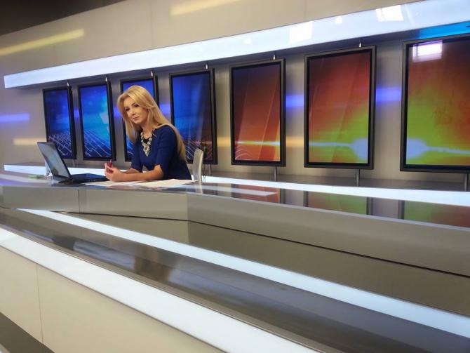 Cristina Herea, la Strasbourg. Cu ce s-a ocupat jurnalista înainte de România TV