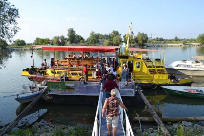 Locuitorii din Deltă ar putea primi 50.000 de euro