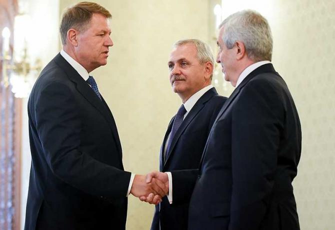 Suspendarea preşedintelui Iohannis