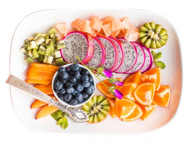 Fructe și legume, cum să le consumi într-un mod deștept