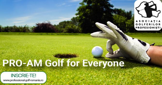 Asociația Golferilor Profesioniști, eveniment unic în calendarul competițional de golf