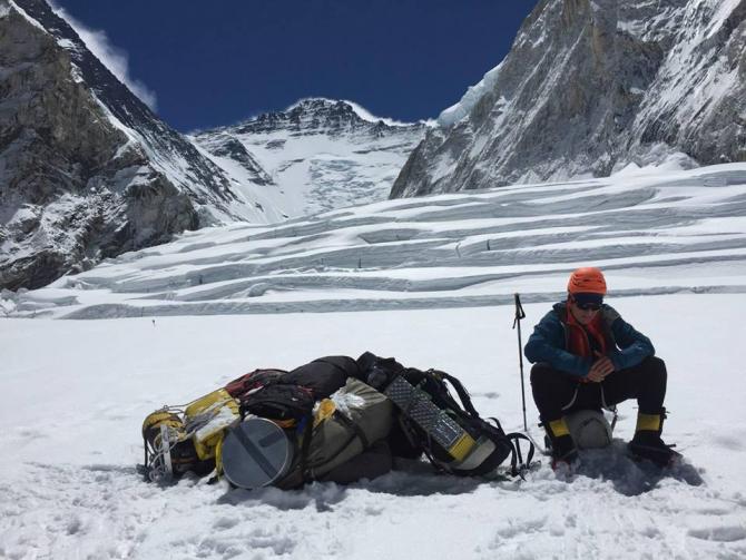 Horia Colibăşanu, Everest