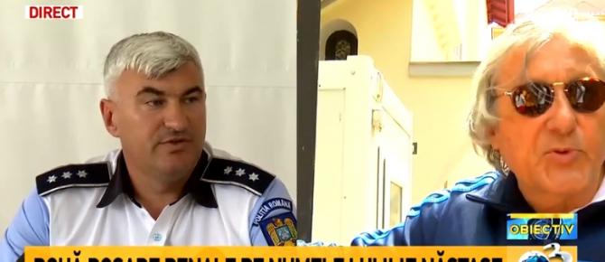 """Ilie Năstase, dosar penal. Poliția, reacție. """"A fost necesară încătușarea"""""""