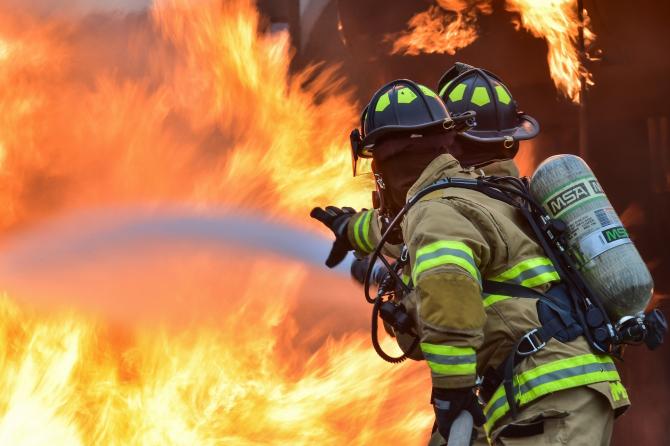 Incendii California