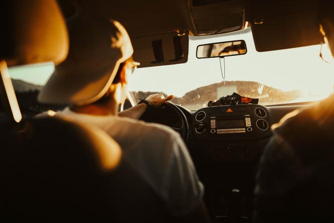 pericolul din autoturism