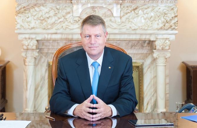 Klaus Iohannis, Cotroceni.